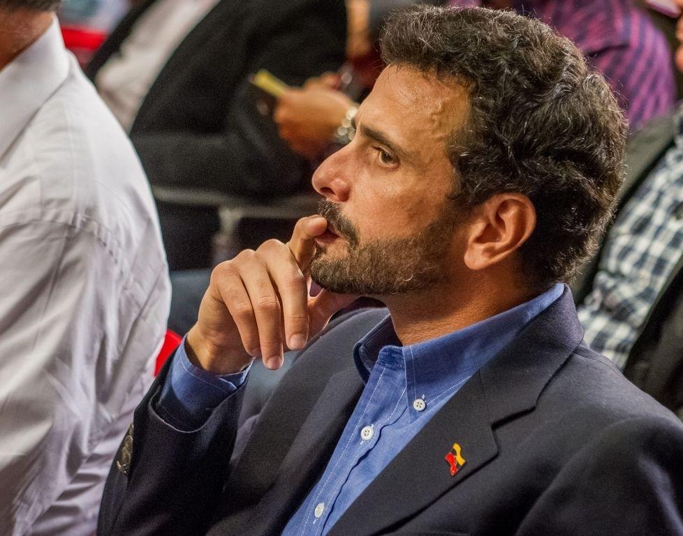 Henrique Capriles acudirá a diálogo con Nicolás Maduro
