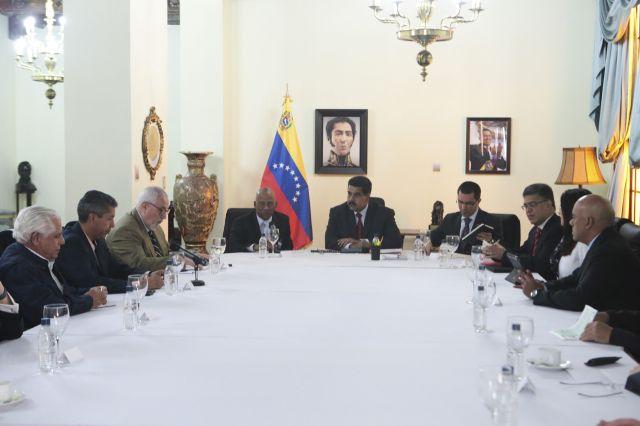 Gobierno y oposición de Venezuela aceptan diálogo