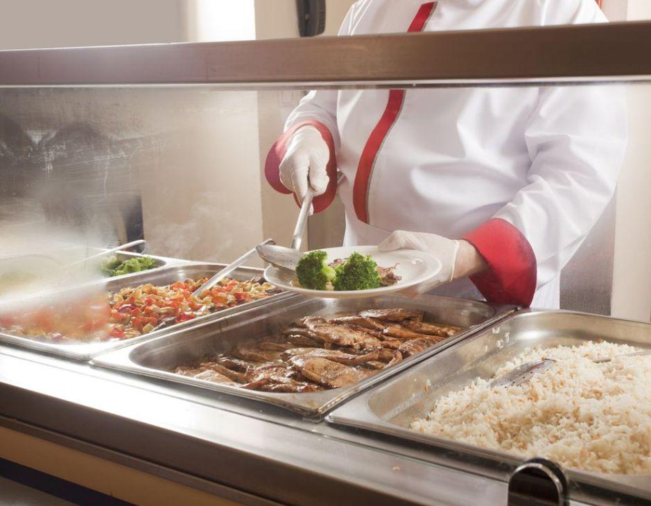 ¿Qué almuerzan tus hijos en la escuela?