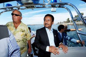 Alcalde de Ensenada busca estrechar vínculos con California