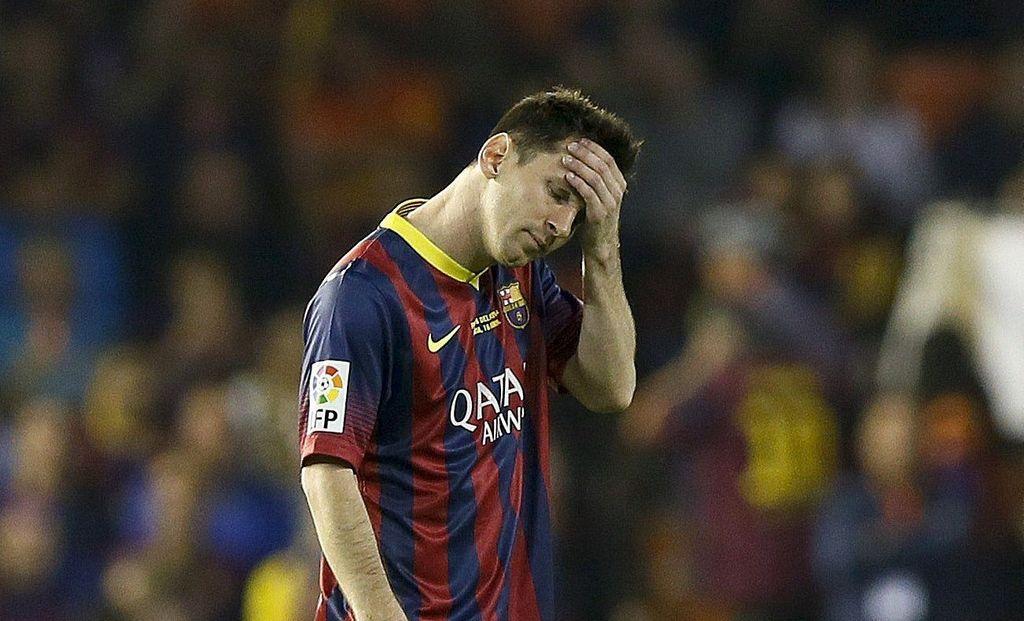 Messi, la sombra de una sombra blaugrana