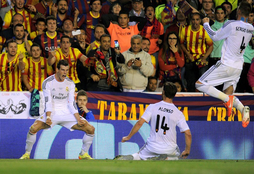 Sin duda, Bale, el mejor de la Final