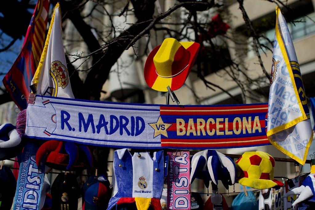¿Real Madrid o Barcelona? Sin el periódico en la mano…