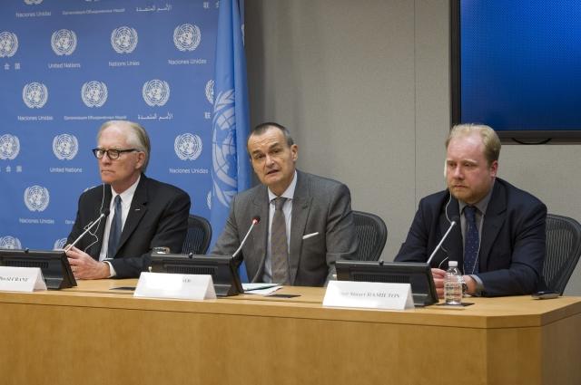 Siria: informe sobre torturas