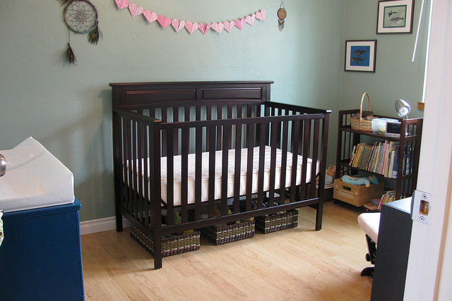 Crib bedding: tips for new parents