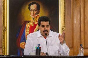 Maduro quiere imitar a Chávez