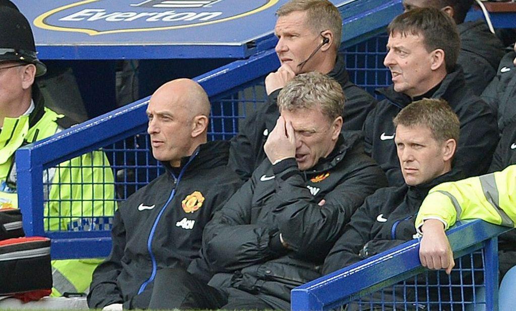 El Manchester United estaría por despedir a David Moyes