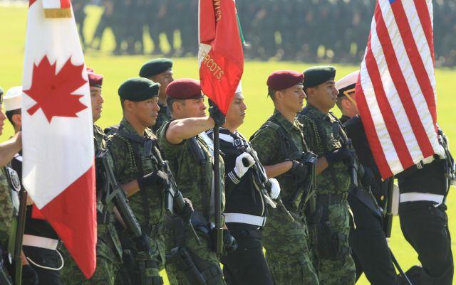 México, EE.UU. y Canadá buscan fortalecer la cooperación en seguridad
