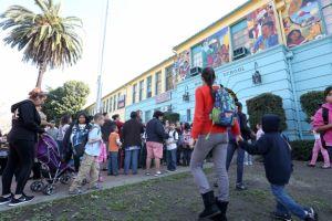 LAUSD bajo sospecha de destruir documentos de abuso en Miramonte