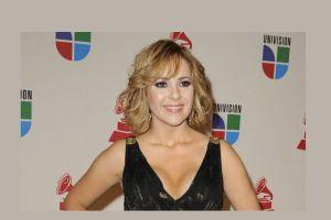 Ana María Canseco feliz de compartir casa con Raúl González