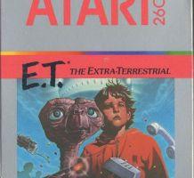 Desentierran copias de 'E.T.', el peor video juego de la historia