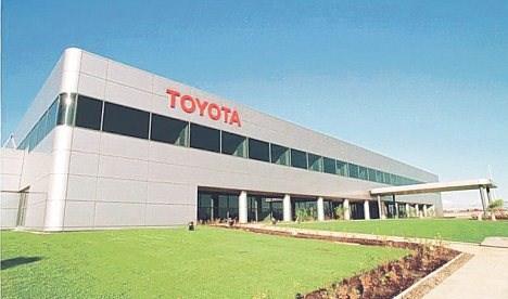Toyota muda sus operaciones a Texas