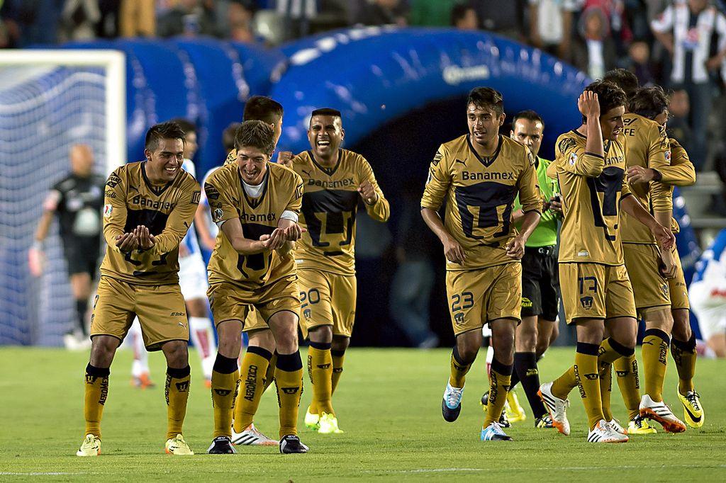 Golazo en último minuto da empate a Pumas en Pachuca (video)
