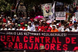 Día del Trabajo en  América Latina