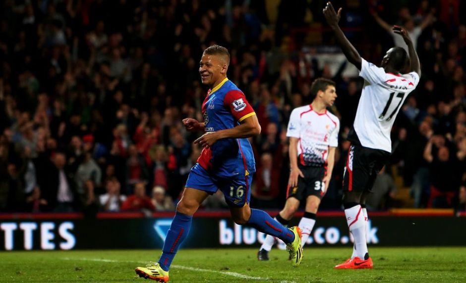 Crystal Palace le hace la 'travesura' al Liverpool