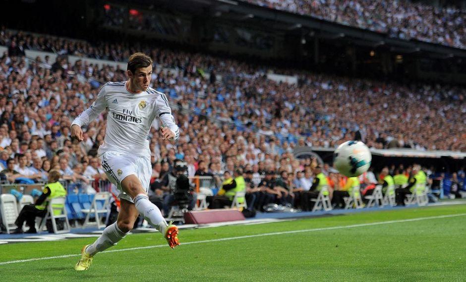 Gareth Bale revela su 'Equipo de leyenda FIFA' (video)