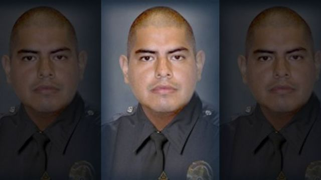 Un detenido por choque que mató policía latino en Harbor City