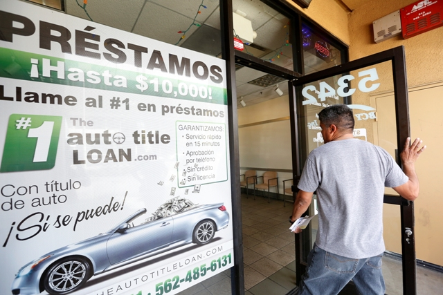 Falta de control en negocios de préstamos afecta californianos