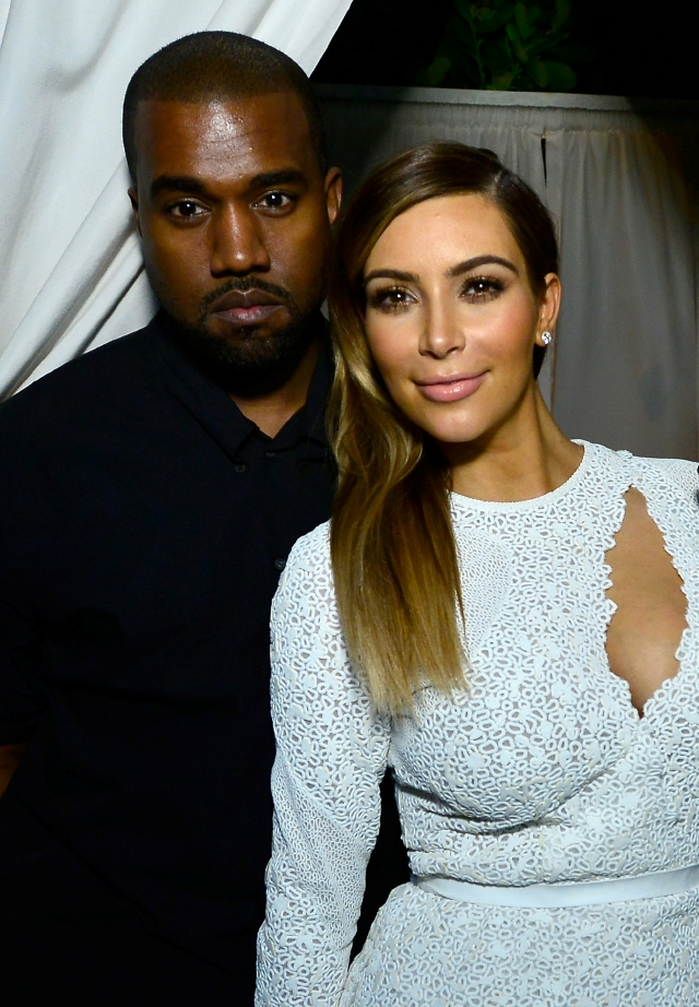¿Se casaron ya Kim Kardashian y Kanye West?