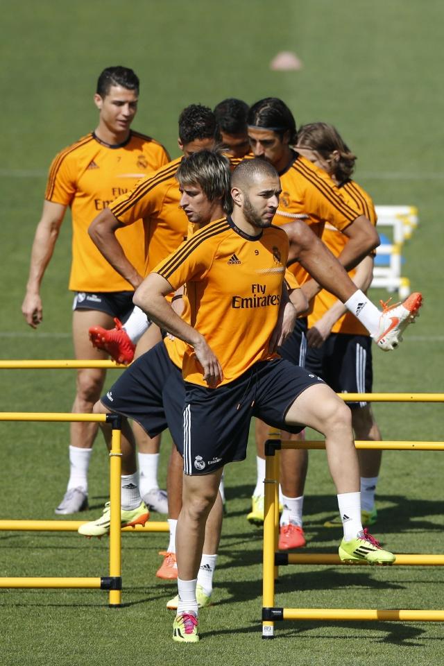 Real Madrid entra a escena