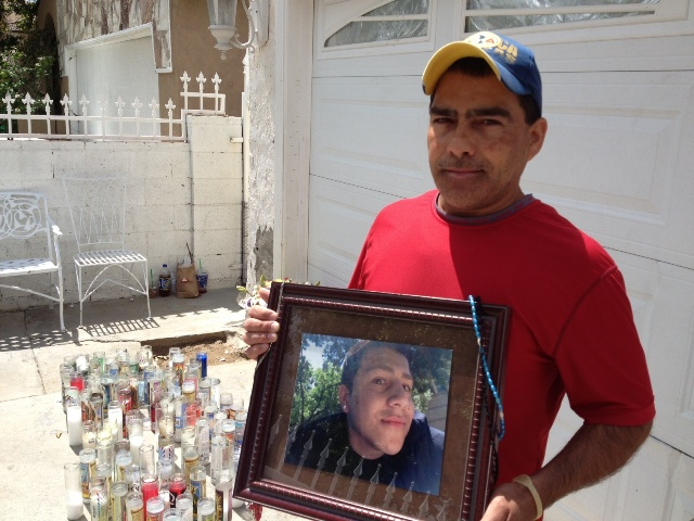 Joven latino murió por choque en autopista del Valle de San Fernando