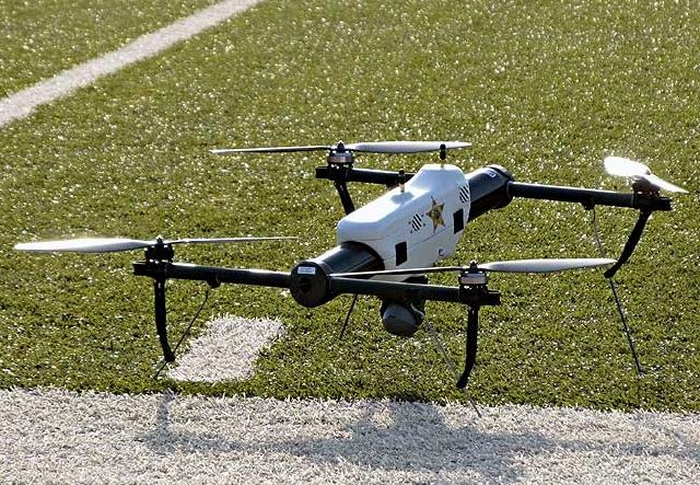 Drones de LAPD volarían pronto en Los Ángeles
