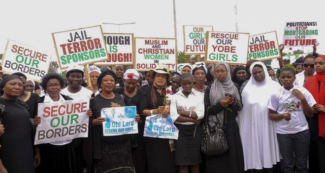 Consejo de Seguridad condena secuestro de niñas en Nigeria