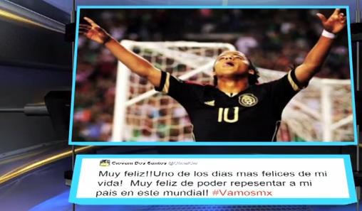 Reaccionan mexicanos en redes a llamado a Copa del Mundo