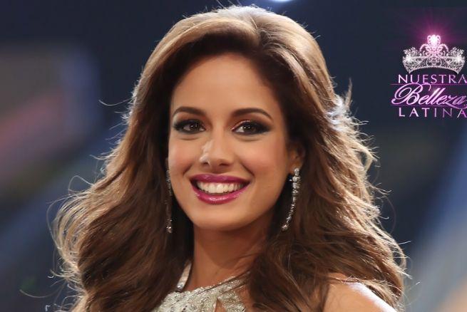 Aleyda Ortiz se lleva la corona de Nuestra Belleza Latina