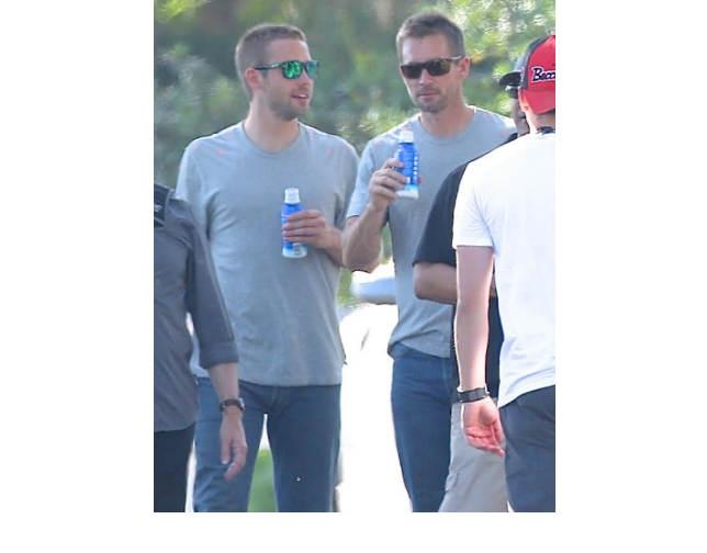 Hermanos de Paul Walker ya están grabando 'Fast and Furious 7'