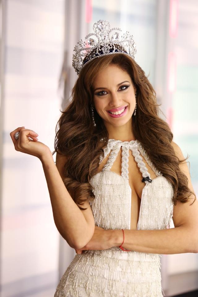 Aleyda Ortiz se llevó la corona de 'Nuestra Belleza Latina' en el capítulo  del domingo.