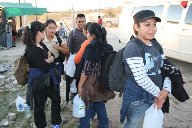 Obligatoria atención a mexicanos deportados