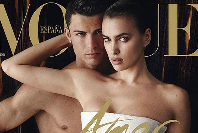 Ronaldo se encuera y demás papacitos del Mundial