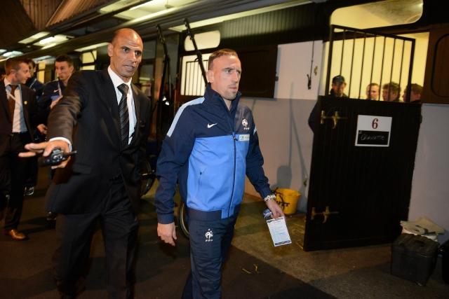 Frank Ribéry aseguró que la Copa del Mundo de Brasil, será la última que disputará en su carrera como futbolista.