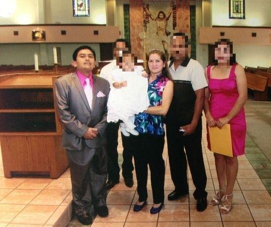 Por una década, afirmó la mujer, García la violó, la obligó a casarse con él y procreó una hija, Guadalupe, de 3 años de edad.