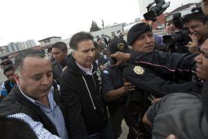 Portillo condenado a cinco años de cárcel