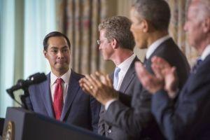 Obama nombra a Julián Castro como secretario de Vivienda