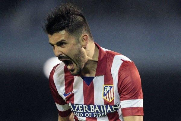 David Villa ha marcado 56 goles con la camiseta de su país.