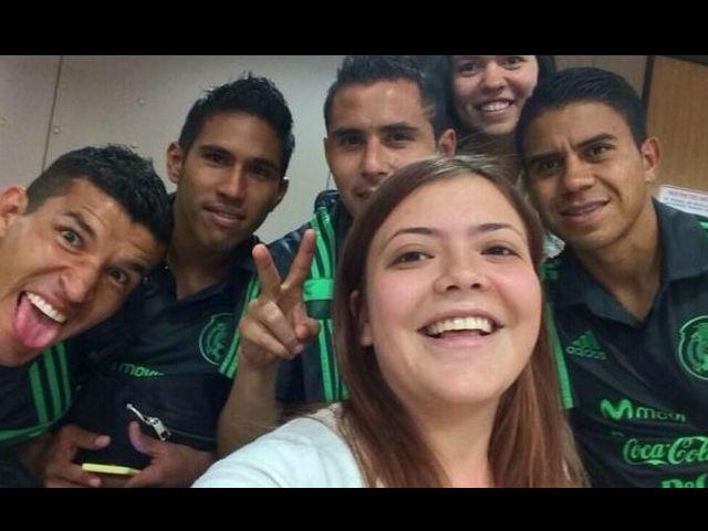Se burlan de la hija de del técnico de la Selección Mexicana, Miguel Herrera