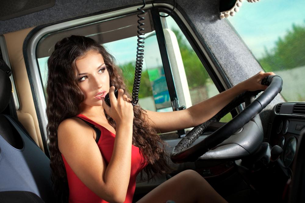 Las camioneras reciben el mismo pago que compañeros del sexo opuesto.