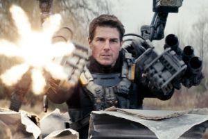 Extraordinaria 'Edge of Tomorrow' deja claro por qué Tom Cruise es una gran estrella