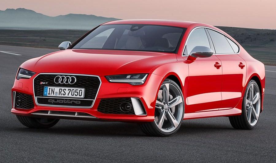 Audi le 'lava la cara' al RS7