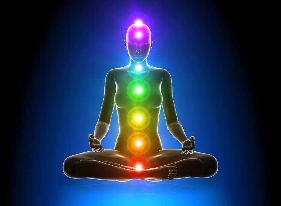 Equilibra tus chakras