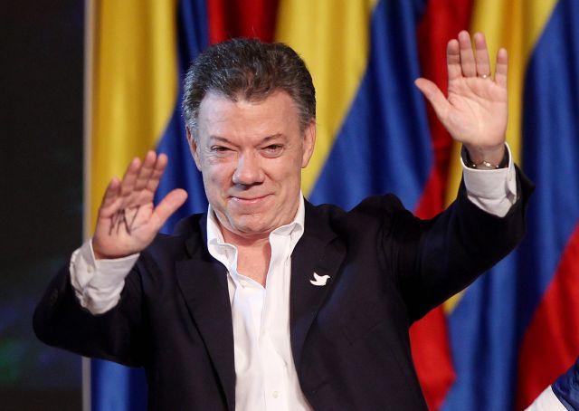 Colombia apuesta por la paz de Santos