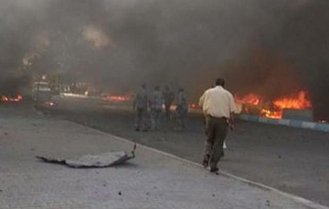 Tensión en Irak