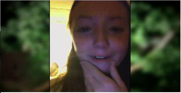 Brianna Vance, de 10 años de edad, no encontró otra opción más que acudir a Facebook para pedir ayuda.