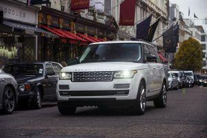 Range Rover Autobiography Black Edition: prueba de manejo
