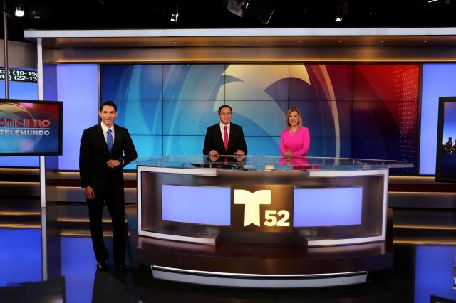 Telemundo 52 estrena nueva casa