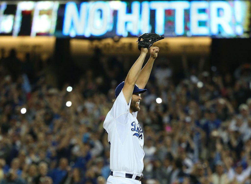 Clayton Kershaw es el pitcher estrella de los Dodgers.