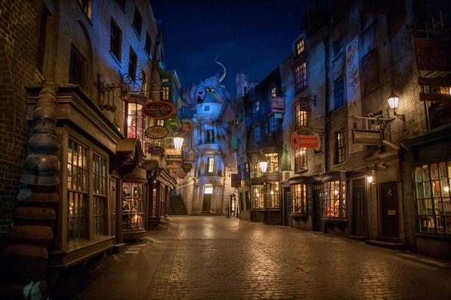 Harry Potter te muestra más magia en Universal Studios